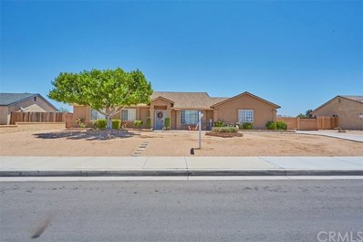14347 Pioneer Road, Apple Valley, CA 92307 - MLS#: CV18126064