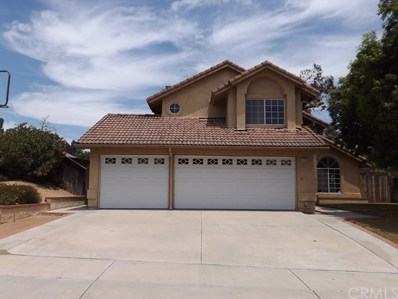 425 Yosemite Circle, Corona, CA 92879 - MLS#: CV18127772
