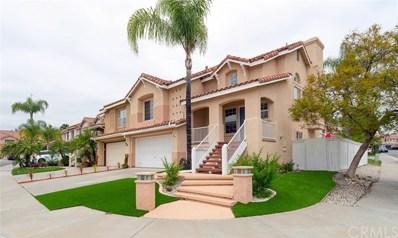 22 Calle Verano, Rancho Santa Margarita, CA 92688 - MLS#: CV18128323
