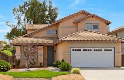 39782 Avenida Miguel Oeste, Murrieta, CA 92563 - MLS#: CV18128480