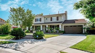 12475 Dapple Drive, Rancho Cucamonga, CA 91739 - MLS#: CV18129267