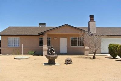 22916 Lone Eagle Court, Apple Valley, CA 92308 - MLS#: CV18129859