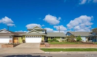 824 N Elmwood Street, Orange, CA 92867 - MLS#: CV18131533