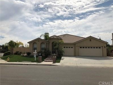 13889 Andromeda Avenue, Moreno Valley, CA 92555 - MLS#: CV18134960
