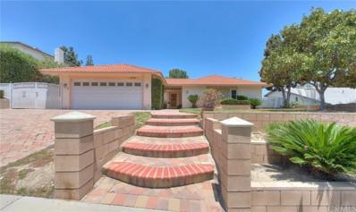 17733 Contador Drive, Rowland Heights, CA 91748 - MLS#: CV18135381
