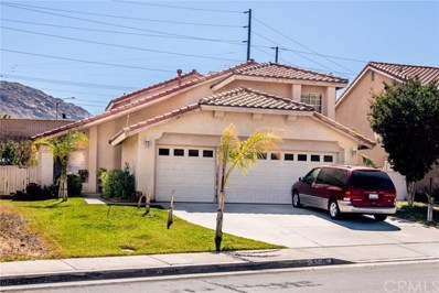 10028 Sycamore Canyon Road, Moreno Valley, CA 92557 - MLS#: CV18136139