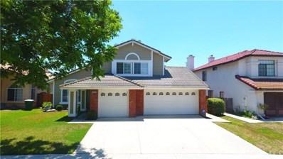 6593 Greenbriar Court, Chino, CA 91710 - MLS#: CV18136354