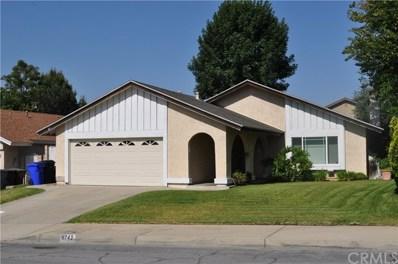 6742 Zircon Avenue, Alta Loma, CA 91701 - MLS#: CV18136500