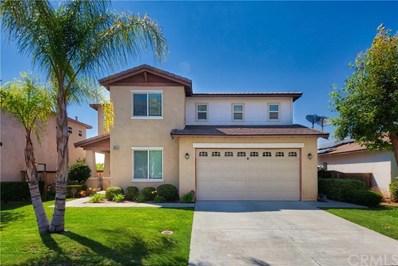 28872 Avalon Avenue, Moreno Valley, CA 92555 - MLS#: CV18136918