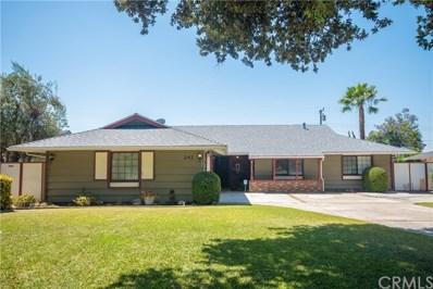242 Wiley Court, Claremont, CA 91711 - MLS#: CV18136941
