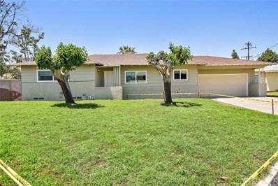 1082 N Olive Avenue, Rialto, CA 92376 - MLS#: CV18137148