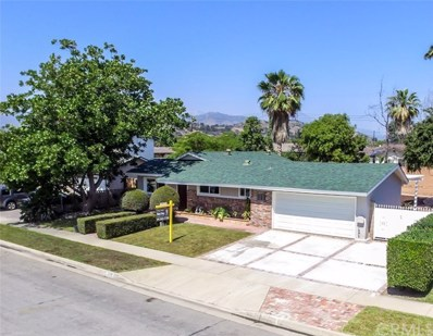 1510 S Jenifer Avenue, Glendora, CA 91740 - MLS#: CV18137868