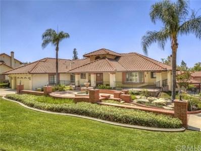 10553 Boulder Canyon Road, Rancho Cucamonga, CA 91737 - MLS#: CV18138367