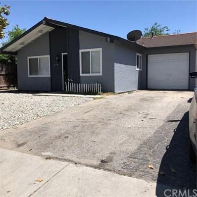 474 E Evans Street, San Jacinto, CA 92583 - MLS#: CV18138487