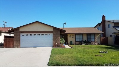 18515 Montrose Street, Bloomington, CA 92316 - MLS#: CV18139512