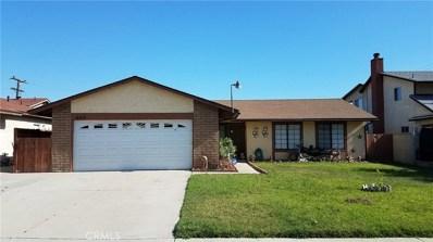 18515 Montrose Street, Bloomington, CA 92316 - MLS#: CV18139512