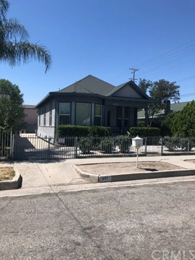 691 W 8th Street, San Bernardino, CA 92410 - MLS#: CV18139800