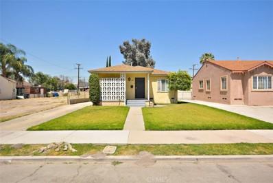 852 S J Street, San Bernardino, CA 92410 - MLS#: CV18140925