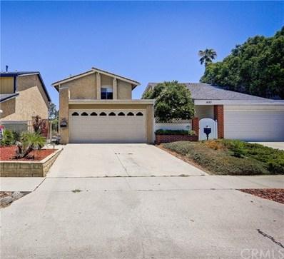 1499 Chalgrove Drive, Corona, CA 92882 - MLS#: CV18141205