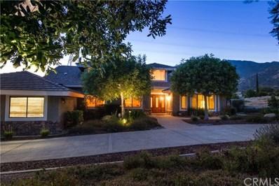 891 Deep Springs Drive, Claremont, CA 91711 - MLS#: CV18143354