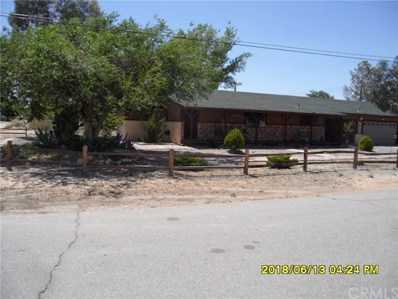 20911 108th Street, California City, CA 93505 - MLS#: CV18144200