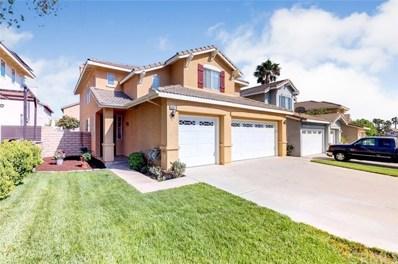 5597 Hunt Club Drive, Fontana, CA 92336 - MLS#: CV18144249