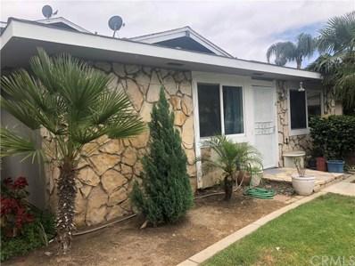 1102 S Mantle Lane UNIT 29A, Santa Ana, CA 92705 - MLS#: CV18144761