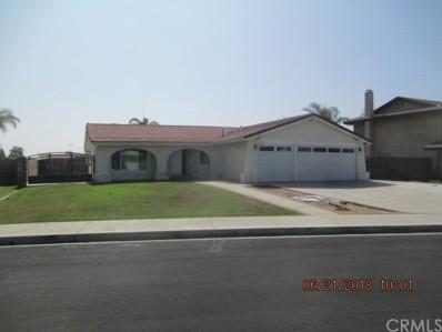 829 S Idyllwild Avenue, Rialto, CA 92376 - MLS#: CV18145258