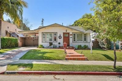 13406 Sunset Drive, Whittier, CA 90602 - MLS#: CV18146337