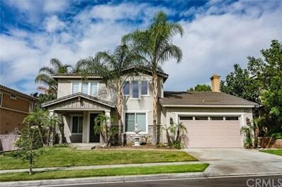 1757 Pinnacle Way, Upland, CA 91784 - MLS#: CV18146508