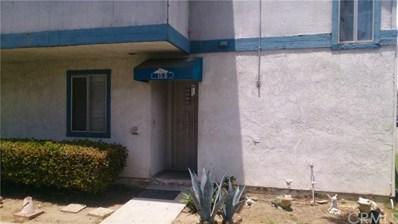 16770 San Bernardino Rd Road UNIT 19b, Fontana, CA 92335 - MLS#: CV18146886