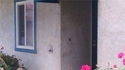 16770 San Bernardino Avenue UNIT 15d, Fontana, CA 92335 - MLS#: CV18146965