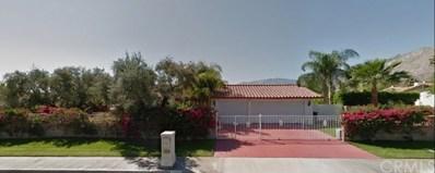 1359 E Caleta Way, Palm Springs, CA 92262 - MLS#: CV18146991