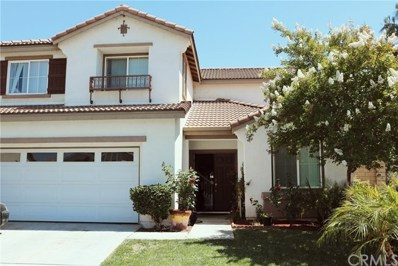 25923 Calle Ensenada, Moreno Valley, CA 92551 - MLS#: CV18147559