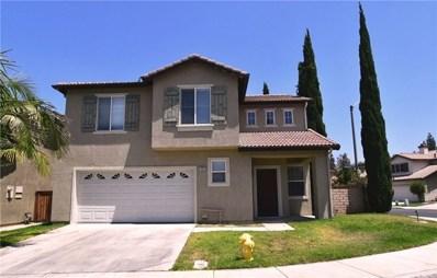 1487 Hawkcrest Drive, Corona, CA 92879 - MLS#: CV18147741