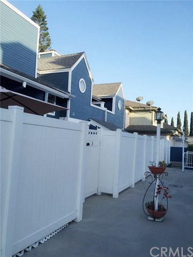 219 S Redwood Avenue UNIT 3, Brea, CA 92821 - MLS#: CV18147809