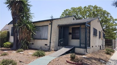 654 W 112th Street, Los Angeles, CA 90044 - MLS#: CV18148980
