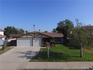 755 W Heather Street, Rialto, CA 92376 - MLS#: CV18149655
