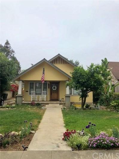 3714 Elmwood Court, Riverside, CA 92506 - MLS#: CV18149971