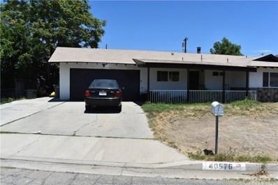 40576 Sal Pat Place, Hemet, CA 92544 - MLS#: CV18150086