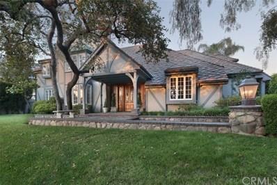 3200 E Villa Knolls Drive, Pasadena, CA 91107 - MLS#: CV18150737