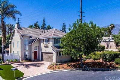 1999 Moonbeam Circle, Upland, CA 91784 - MLS#: CV18151093