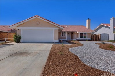 25285 Valleywood Court, Moreno Valley, CA 92553 - MLS#: CV18151529