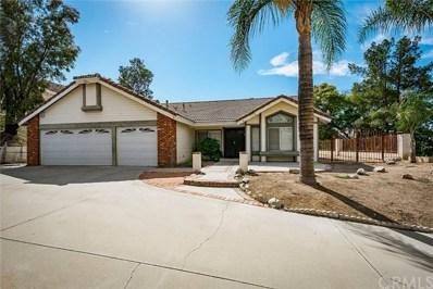 3016 Everwood Drive, Riverside, CA 92503 - MLS#: CV18151688