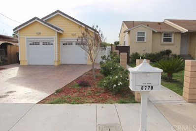 8770 Vinmar Avenue, Rancho Cucamonga, CA 91730 - MLS#: CV18153429