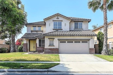 9529 Brook Drive, Rancho Cucamonga, CA 91730 - MLS#: CV18155195