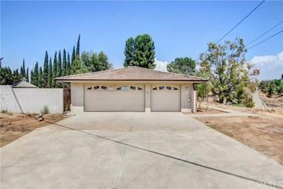 16690 Valle Vista Way, Riverside, CA 92506 - MLS#: CV18155292