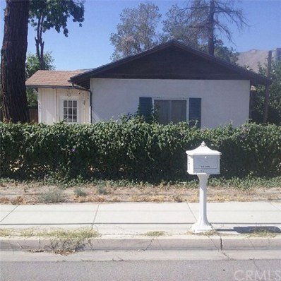 461 E 1st Street, San Jacinto, CA 92583 - MLS#: CV18155662