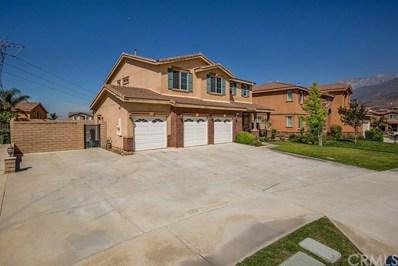 5202 Stork Court, Fontana, CA 92336 - MLS#: CV18159342