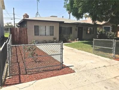 214 E N Street, Colton, CA 92324 - MLS#: CV18159562